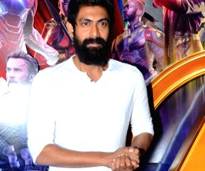Rana Daggubati extends KWAN South to Chennai