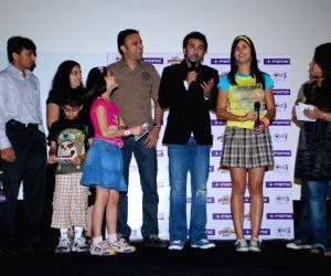 Ranbir Kapoor and Katrina Kaif at Ajab Prem Ki Ghazab Kahani promotional event Fame Malad.