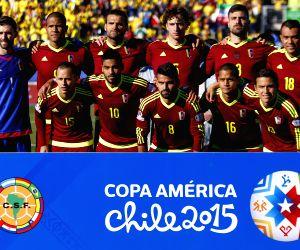 CHILE-RANCAGUA-COPA AMERICA 2015-GROUP C-COLOMBIA VS VENEZUELA