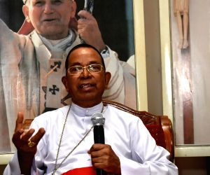 Cardinal Toppo resigns as Ranchi Archbishop
