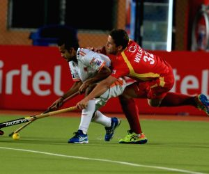 Hero Hockey India League - Ranchi Rays vs Kalinga Lancers