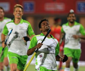 Hockey India League - Ranchi Rays vs Delhi Waveriders