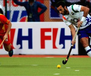 Hockey India League - Ranchi Rays vs Uttar Pradesh Wizards