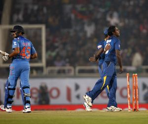 5th ODI - India vs Sri Lanka