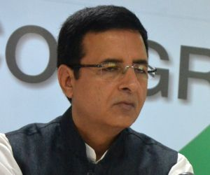 File Photo: Randeep Surjewala