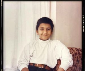 Ranveer Singh shares a slice of childhood style