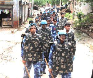 Communal violence at Tikri Brahman village