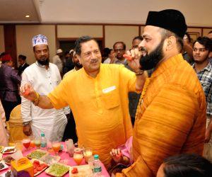 Indresh Kumar during an iftaar party