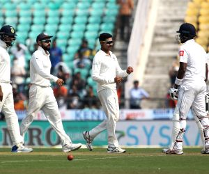 India Vs Sri Lanka - 2nd Test - Day 1