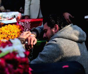 PAKISTAN RAWALPINDI SUICIDE ATTACK FUNERAL