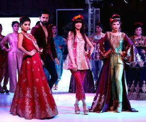 PAKISTAN RAWALPINDI FASHION SHOW