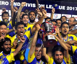2nd Division League - Real Kashmir FC v/s Hindustan FC