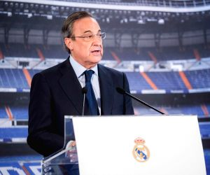 Real Madrid chief expects to bolster squad with strong new signings