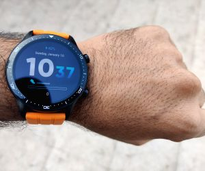 realme Watch S: Affordable yet stylish