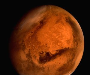 Pictures captured by Mars Colour Camera