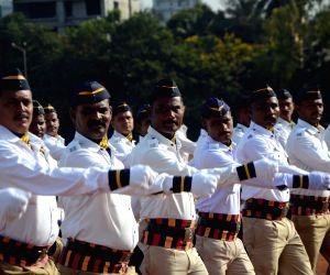 Maharashtra Day - rehearsals