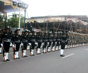 Independence Day celebrations - 2017 rehearsals