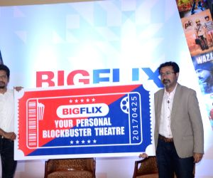 BIGFLIX launch