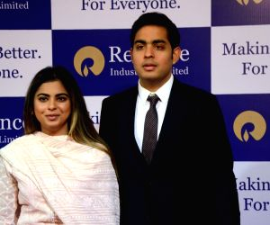 41st Annual General Meeting (AGM) of Reliance Industries Ltd.
