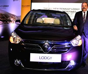 Renault launches 'Lodgy'