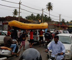 Kodagu (Karnataka): Rains