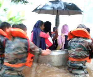 Kerala death toll rises to 154, massive rescue underway