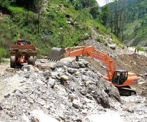 CHINA NEPAL HIGHWAY REPAIR