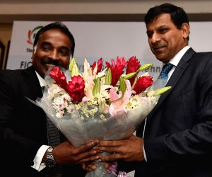 RBI Governor during a programme
