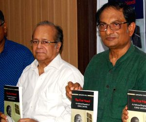 Biography of Kanu Sanyal released