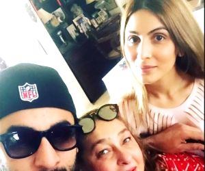 Riddhima starts birthday countdown for brother Ranbir