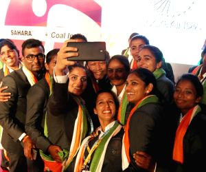 Rio bound Indian Olympic hockey contingent's programme