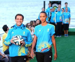 Fashion Rio event in Rio de Janeiro