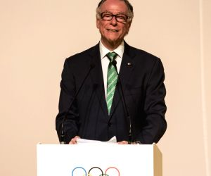 BRAZIL-RIO DE JANEIRO- INTERNATIONAL OLYMPIC COMMITTEE SESSION