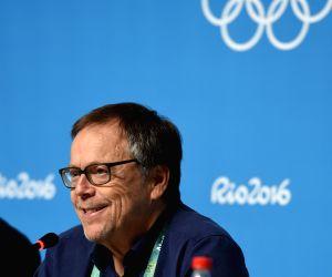 BRAZIL-RIO DE JANEIRO-OLYMPICS-OPENING CEREMONY-PRESS CONFERENCE