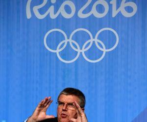 BRAZIL RIO DE JANEIRO OLYMPICS IOC