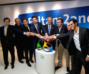 Rio de Janeiro: two-year countdown of the opening of Rio 2016 Olympic Games
