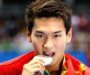 Olympic swimming champ Sun Yang gears up for Asiad