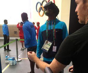 Rio De Janeiro: Indian athletes at Rio Olympic Village