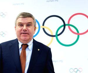 BRAZIL-RIO DE JANEIRO-IOC-PRESS CONFERENCE