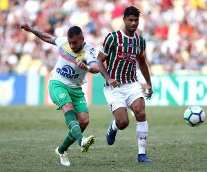 BRAZIL-RIO DE JANEIRO-SOCCER-SERIE A-FLUMINENSE VS CHAPECOENSE