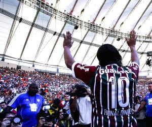 Rio de Janeiro: Fluminense V/S Vasco da Gama - Brazilian Championship Serie