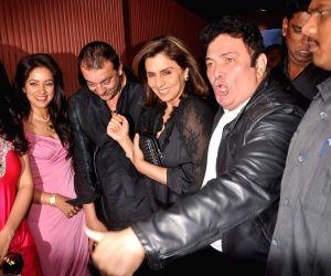sanjay dutt's bash for agneepath