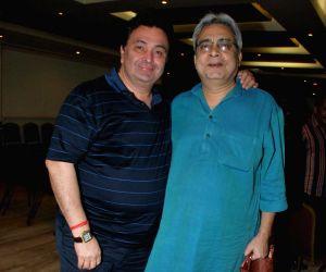 Rishi Kapoor promotes Chintu Ji film.