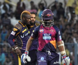 IPL - Kolkata Knight Riders vs Rising Pune Supergiants