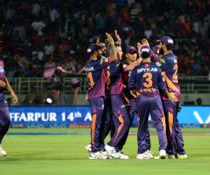 IPL - Rising Pune Supergiants vs Sunrisers Hyderabad