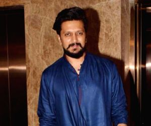 Riteish, Genelia make goofy dishwashing video to wish Ajay Devgn on b'day