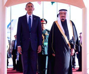 SAUDI ARABIA RIYADH US PRESIDENT VISIT