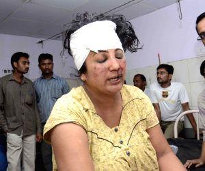 Hoodlums assault Jahanabad RJD leader