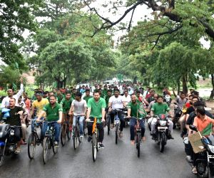 RJD cycle rally