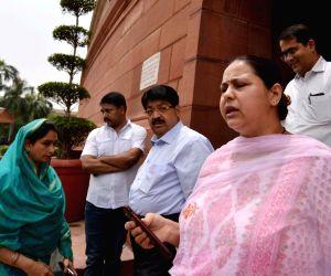 Parliament - Misa Bharti